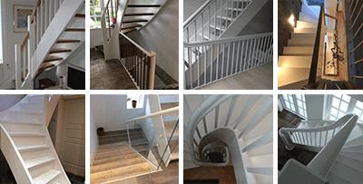 Alt i nye trapper trapper fra VinduesPladsen