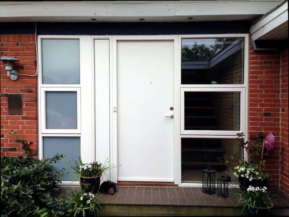 Hoveddøre og facadedøre