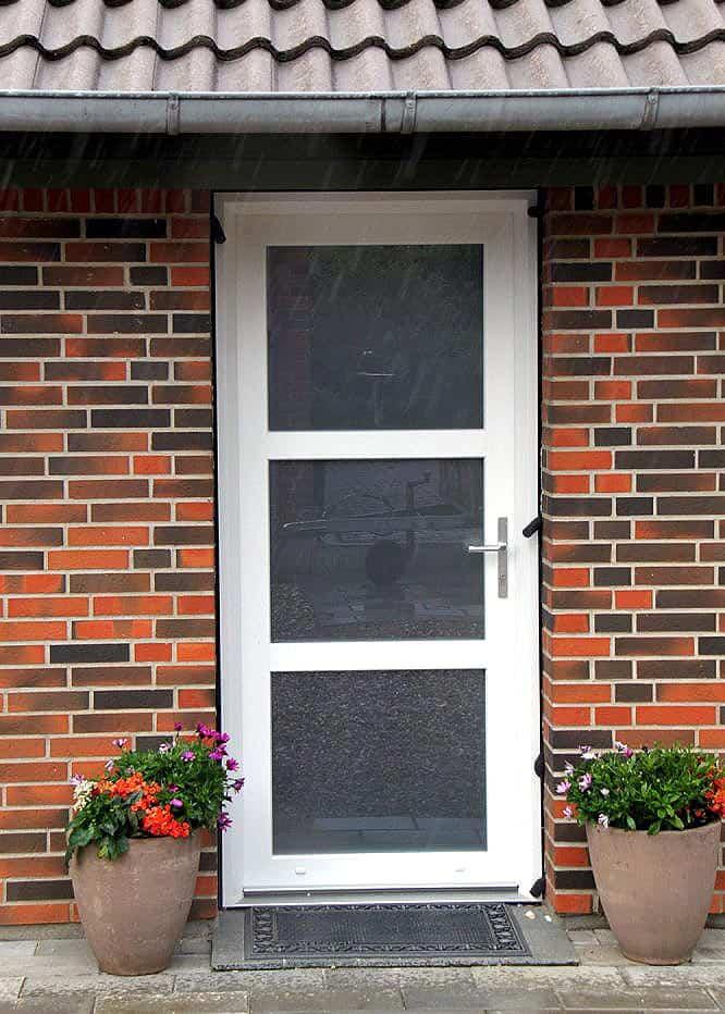 Nye PVC døre og vinduer