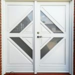 Special designede døre giver flot udtryk