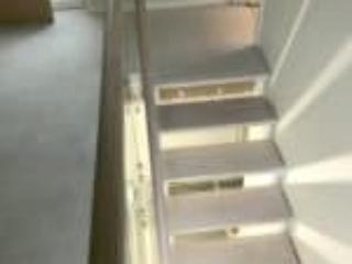 LED-lys i trapper giver en god nattebelysning i boligen