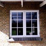 Nye sidehængte vinduer som nemt åbnes og lukkes