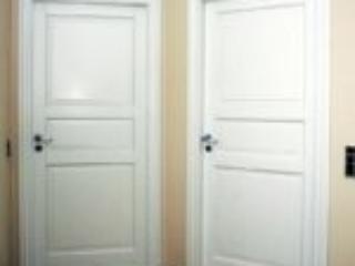Indvendige hvide døre type Fejø