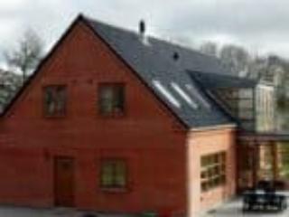 Vinduer i nybygget hus med inspiration til dit næste hjem