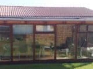 Udestue med nye vinduer