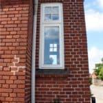 Flot vindue udskiftet i murmestervilla