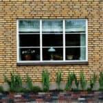 Højisolerende glas i nyt vinduesparti