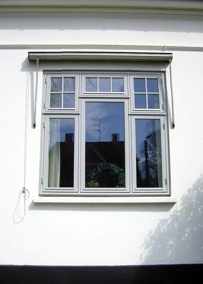 Nye dannebrogs vinduer