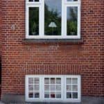 Palævinduer udskiftet i murmestervilla