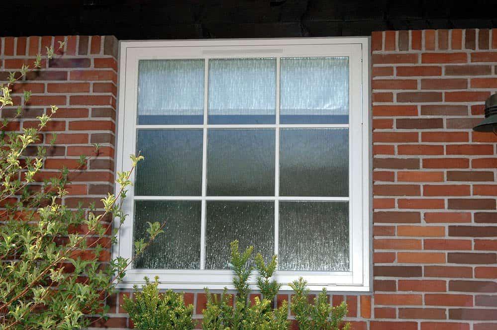 Tophængt vindue 3 fags