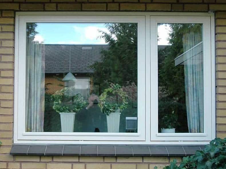 Topstyrede vinduer - helvindue og halvvindue